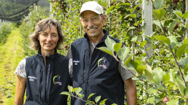 Suchen stets neue Herausforderungen: Corina und Marcel Weiss