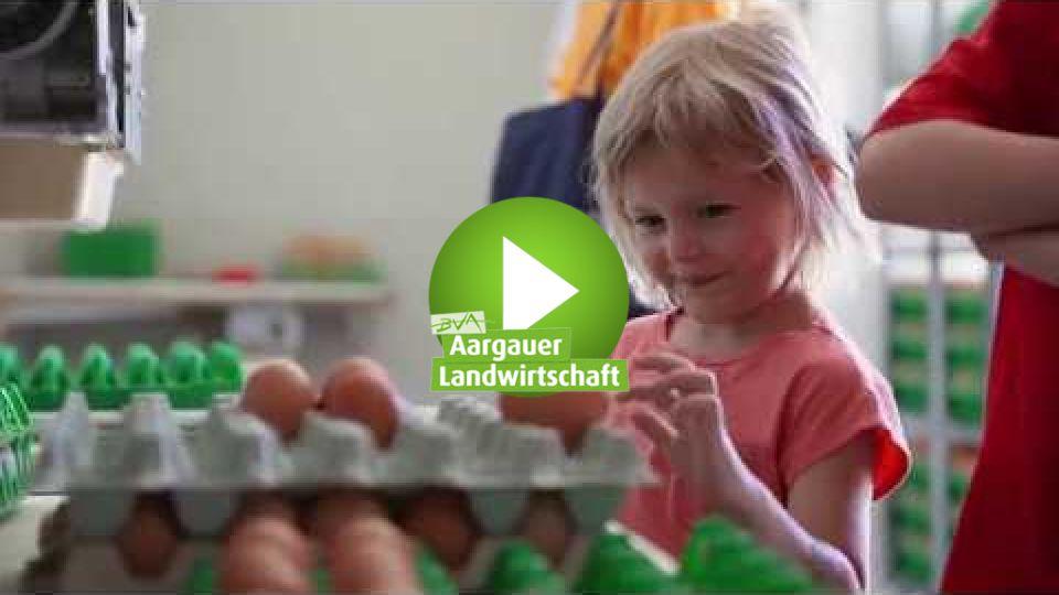 Embedded thumbnail for Bauernhof mit allen Sinnen erleben