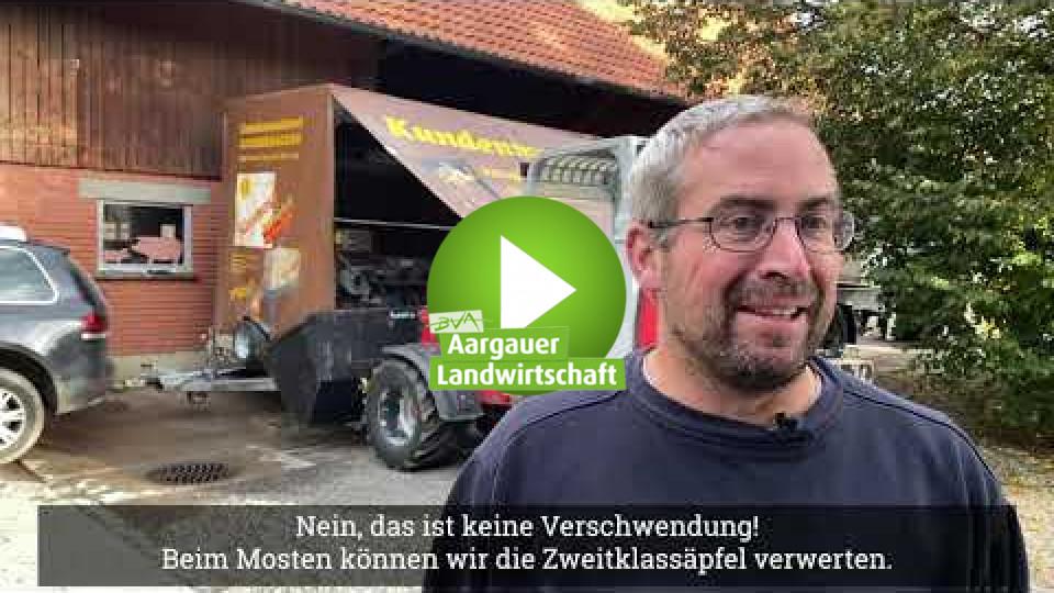 Embedded thumbnail for Mosten: Ideale Verwertung von Zweitklassigen-Obst